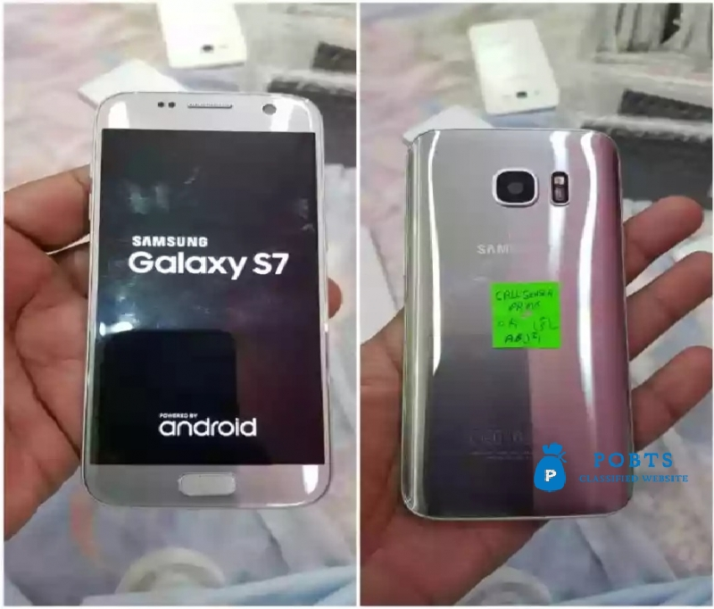 Galaxy S7 dual sim only censer fault