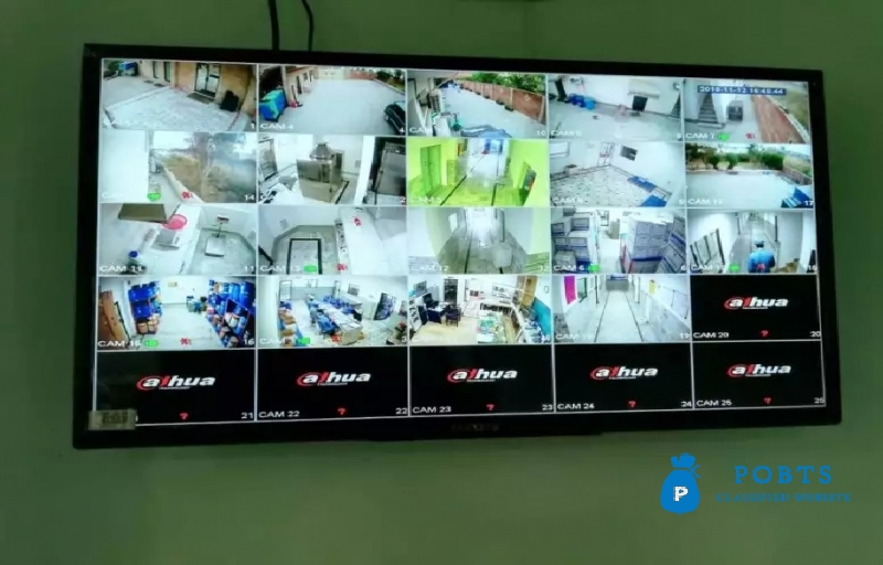 CCTV with special discount offer