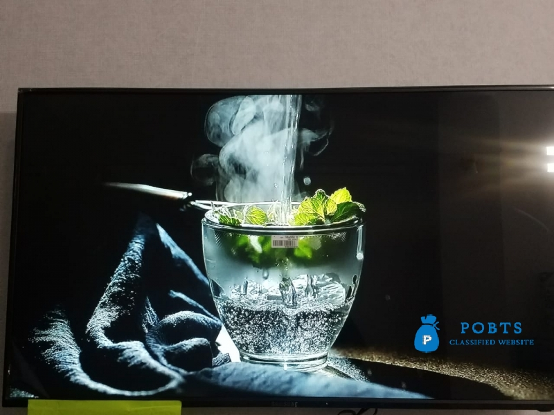 """60"""" Smart LED TV in Lahore"""