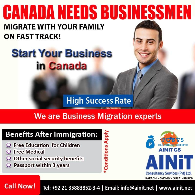Best Business Immigration Consultants in Karachi