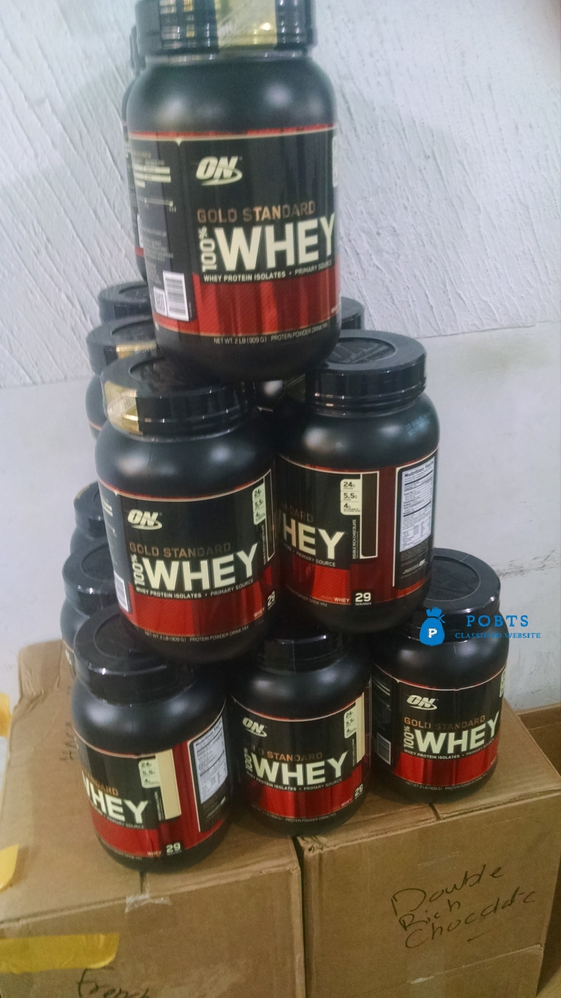 Optimum Nutrition - Gold Standard Whey 2 lbs