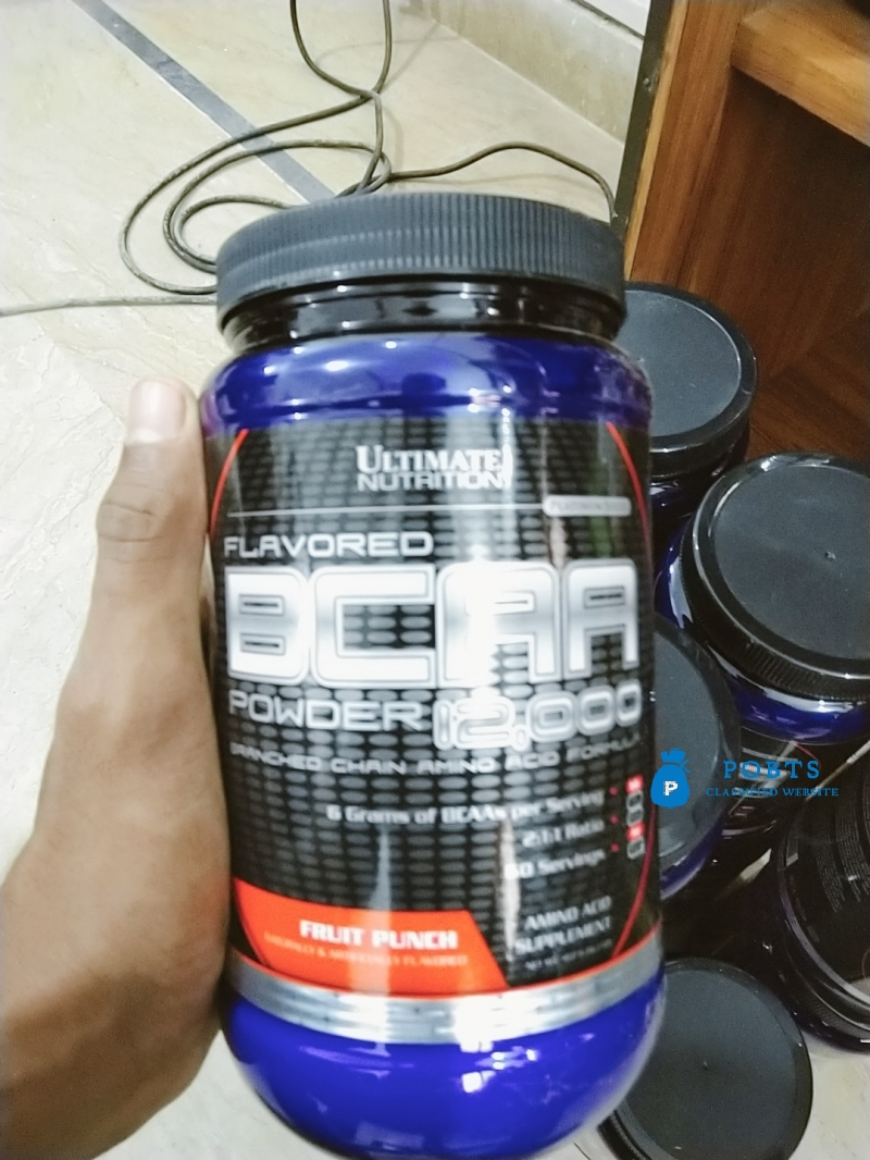 Ultimate Nutrition BCAA 12,000 60 servings