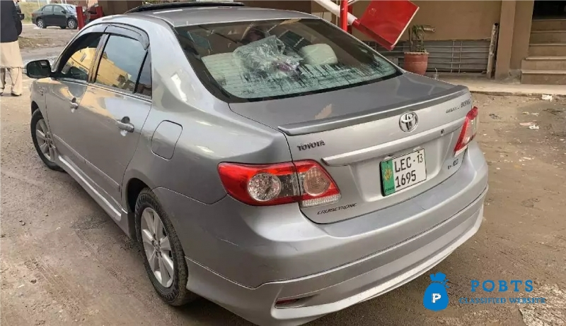 Toyota Altis 2013 in Islamabad