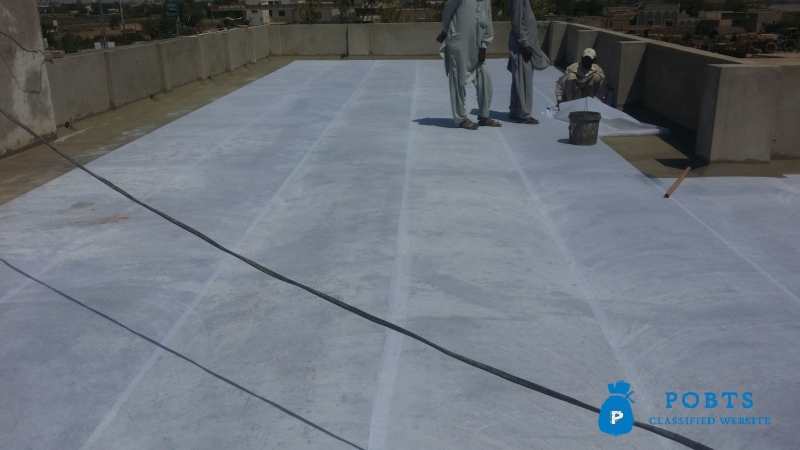 ROOF WATER PROOFING LEAKAGE