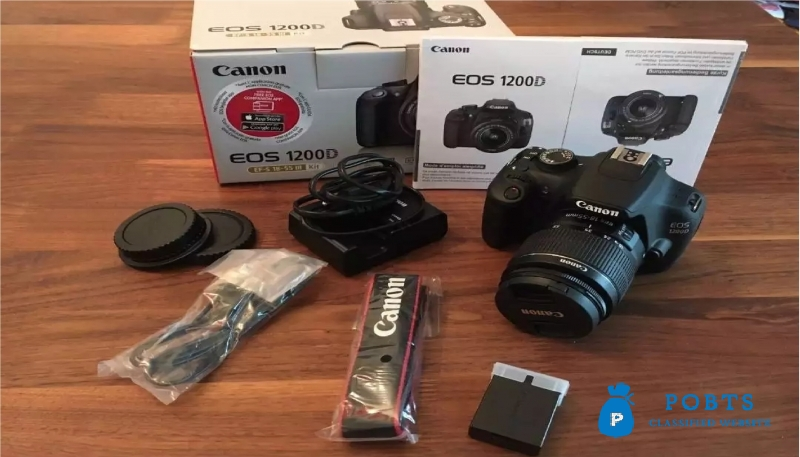 Canon EOS 1200D Dslr Camera With Warranty