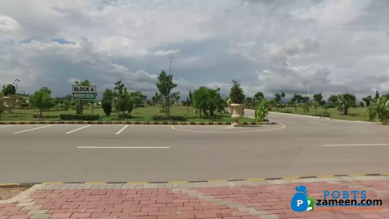 Prime Location Plot Available For Sale In Gulberg Islamabad