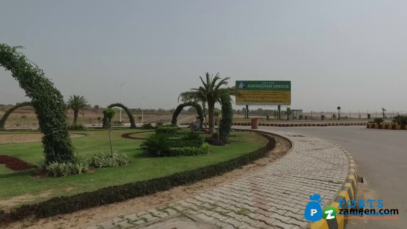 Developed Possesionable 5 Kanal Farm House For Sale In Gulberg Islamabad