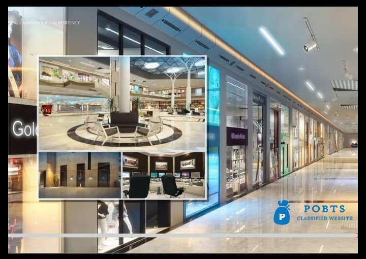 Golden Chance For Investment Lower Ground Shop For Sale In Gulberg Islamabad