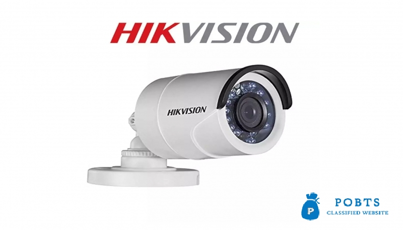 Hikvision CCTV Security Cameras With Installation