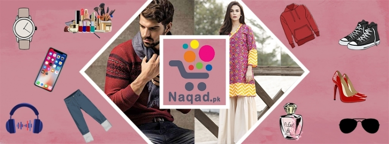 Naqad.pk is a leading online store of Pakistan.