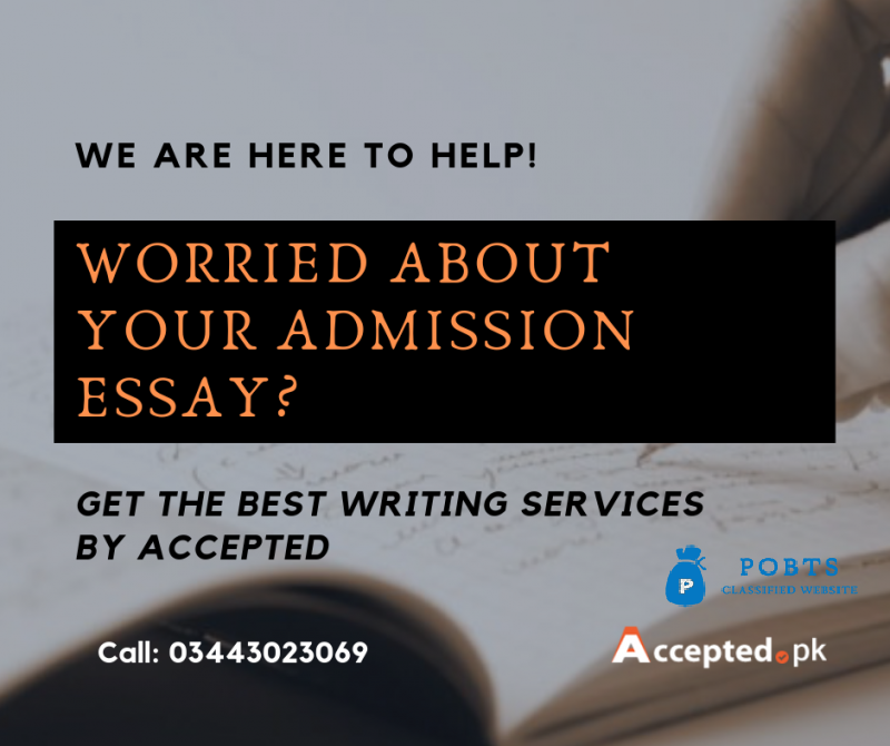 AcceptedPk Best Editing & Proofreading Essay Writing Services