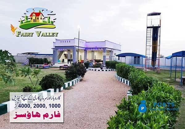 PLOTS & LAND Farm Houses on installments SUPER HIGHWAY KARACHI