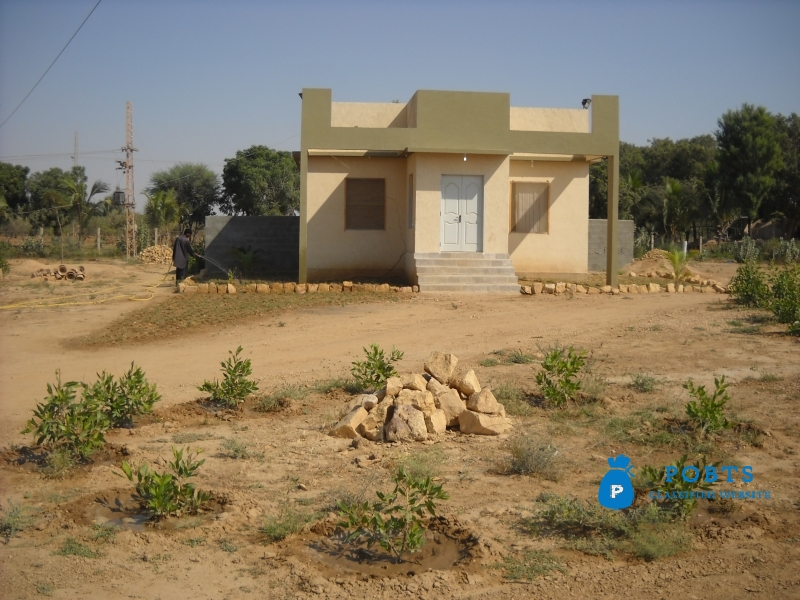 COMMERCIAL Farm Houses Plots Land on installments in a Gated Project