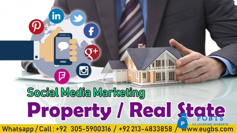 PROPERTY / REAL STATE SOCIAL MEDIA MARKETING