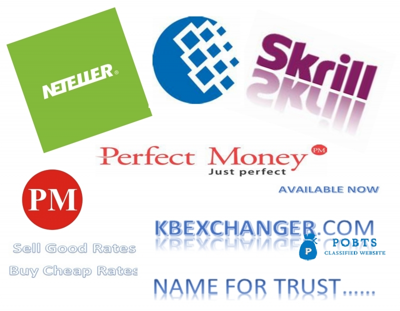 Buy PM and Skrill with Trust
