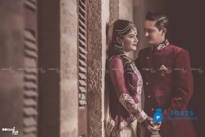 Get Online Wedding Portrait In Pakistan On Affordable Price
