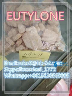 Hot sell Chinese High purity eutylone crystals,high quality and best price