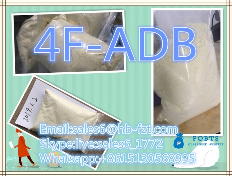 Hot sell  Chinese High purity 4fadb powder,high quality and best price