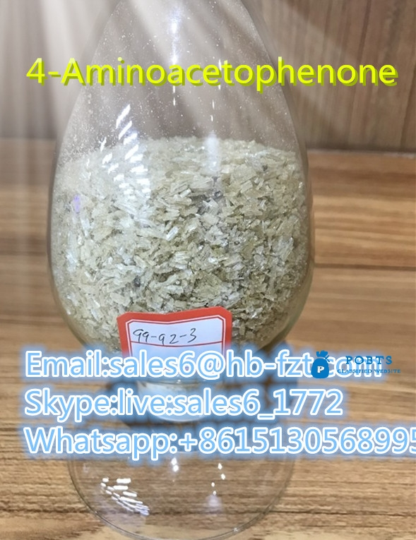 Hot sell Chinese High purity 4-Aminoacetophenone powder,high quality and best price