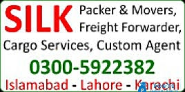 SILK Movers and Packers in Karachi Pakistan
