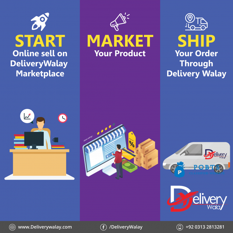 Cash on Delivery | Courier Service | Delivery Services in Pakistan