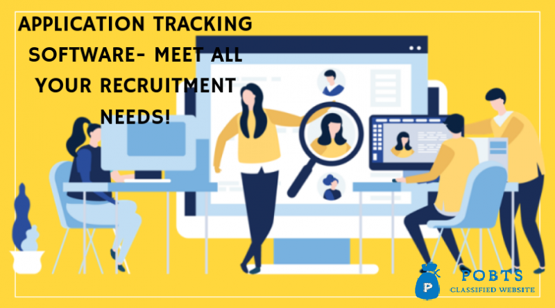 Application Tracking Software- Meet all your recruitment needs!