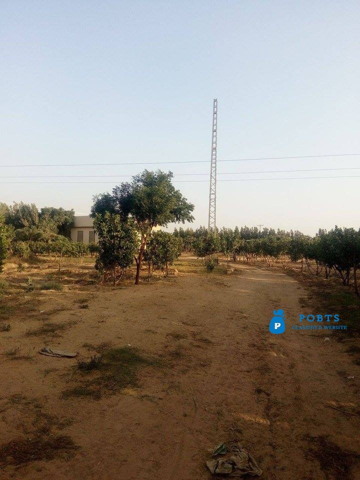 Farm Houses Plots Land on installment in a Gated Projects