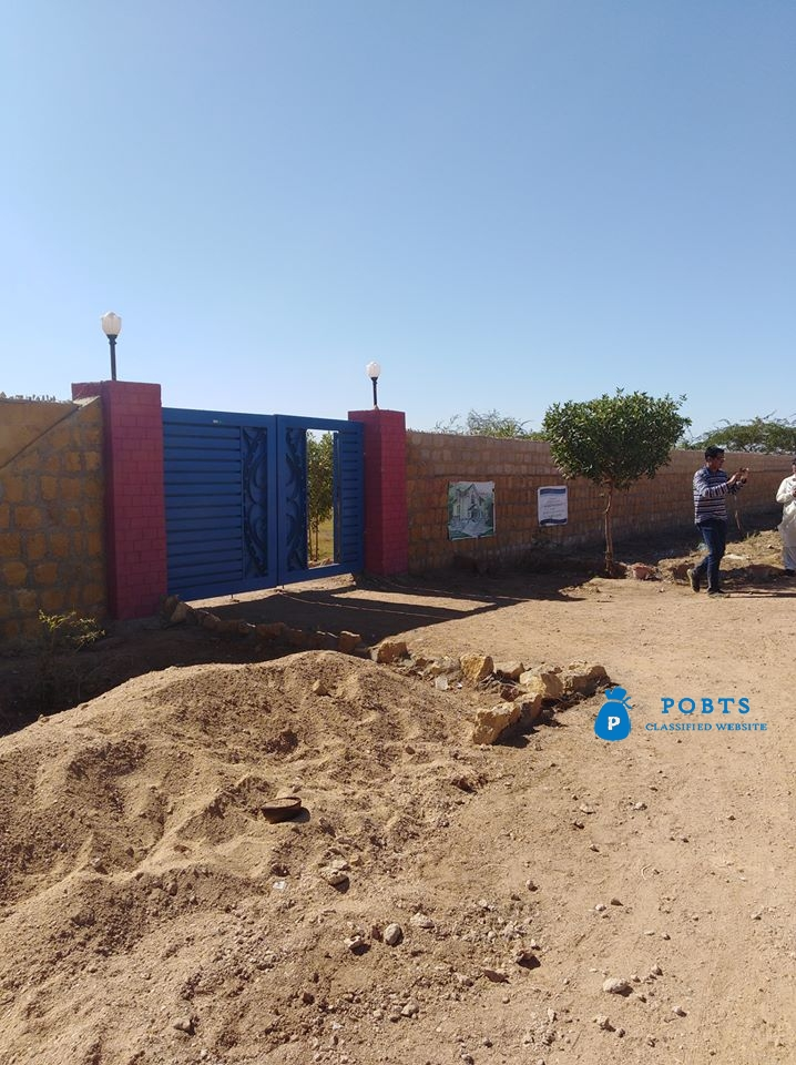 Farm Houses Plots Land on installment with genuine documents
