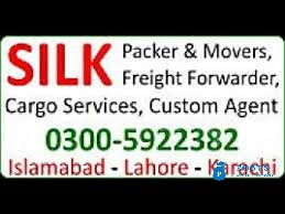SILK Movers & Packing, Shipping and Custom Clearance Karachi