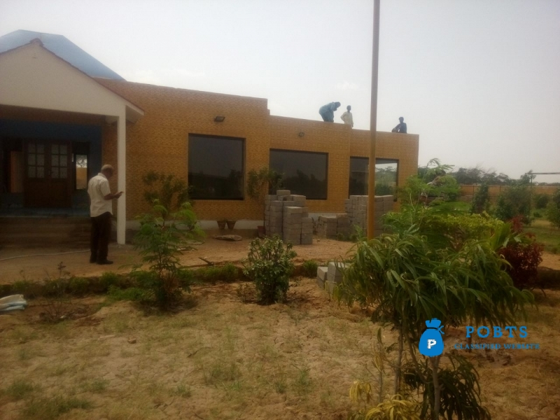 FARM HOUSES PLOTS on installments near OGDCL for sale