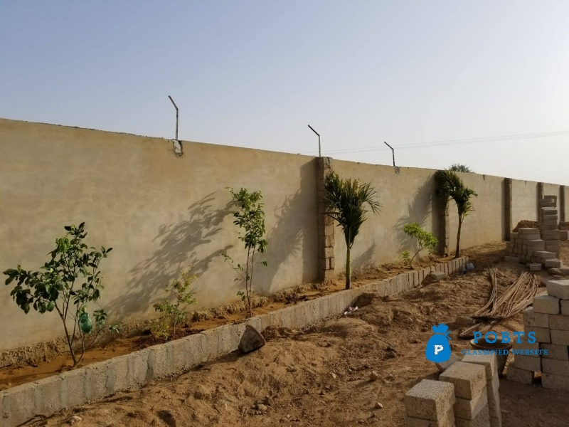 AGRICULTURE PLOTS LAND  Farm Houses on installments before BISMILLAH HOTEL