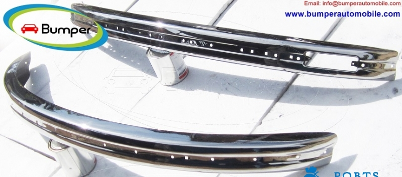 VW Beetle bumpers 1975 and onwards