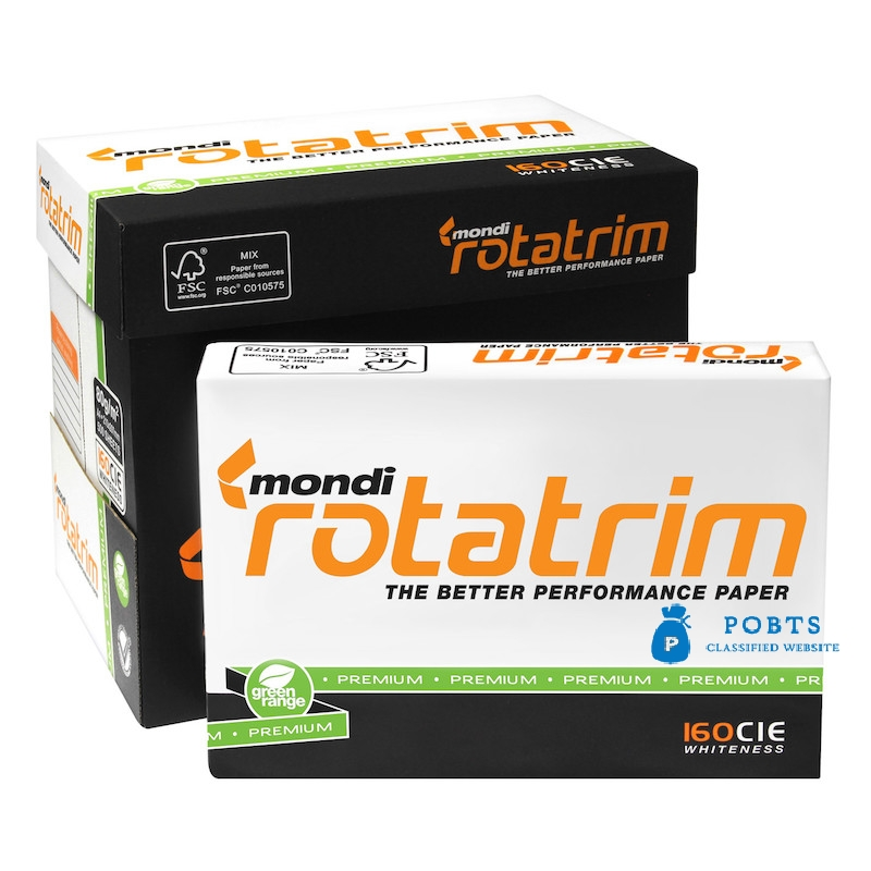 Cheapest Rotatrim A4 Paper Price From Top 1 Thailand Paper Manufacturers