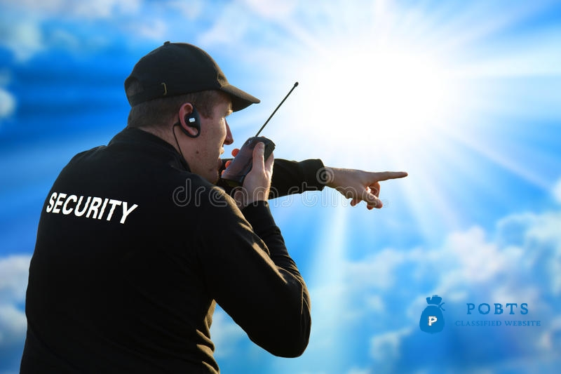 Security Guards Required  Jobs Available