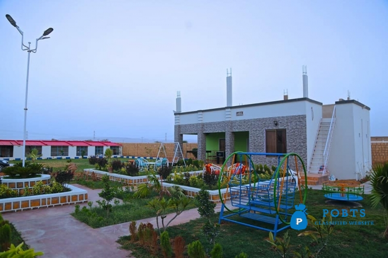 Farm Houses Plots  Land on installments near FWO and OGDCL