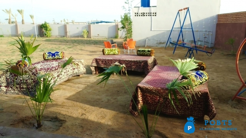 Farm Houses Plots Land on installments of several sizes