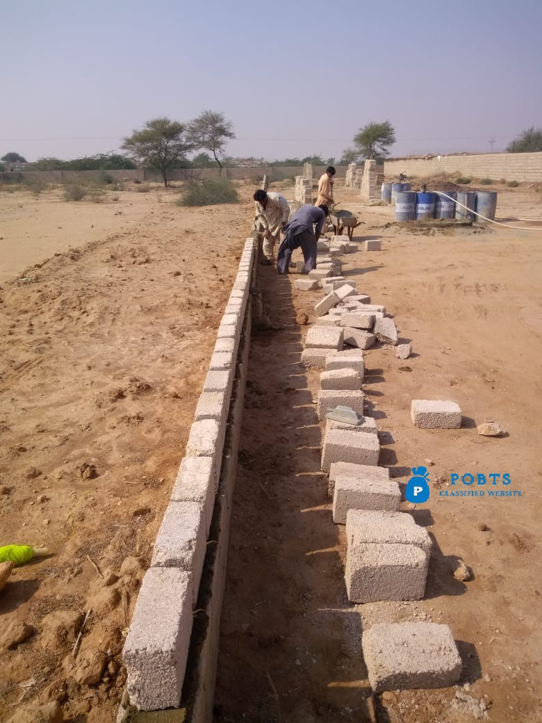 Commercial Farm Houses  Plots Land on installments Super Highway