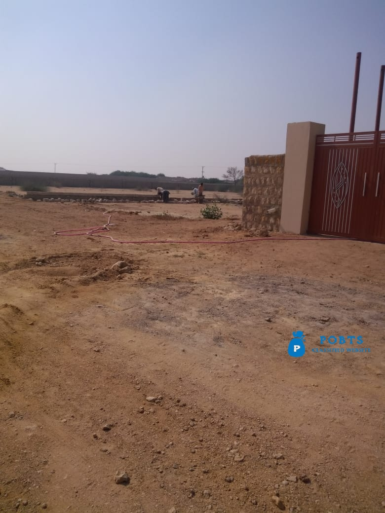 FARM HOUSES  Plots on installments LAND Possession on 50