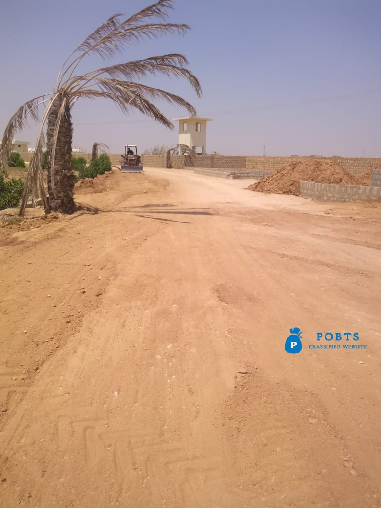 FARMS PROPERTY  Plots Land on installments near DHA City  Bahria Town Karachi