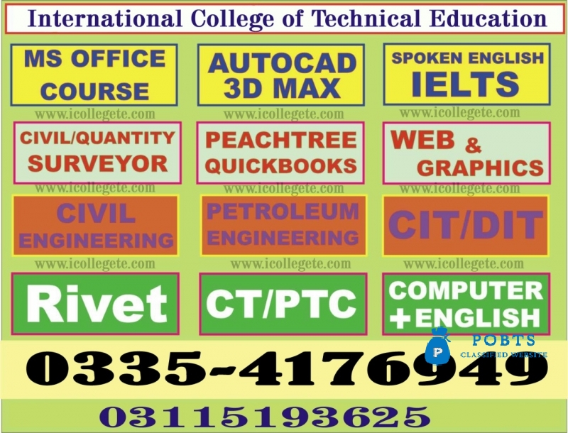 Government Approved Business Management Diploma Course in Rawalpindi Pakistan