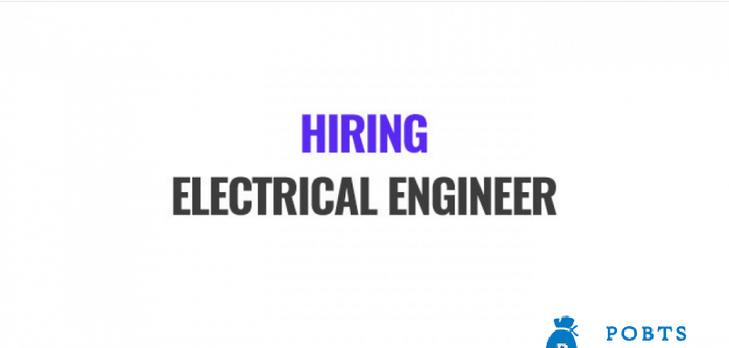 Electrical Engineer Require