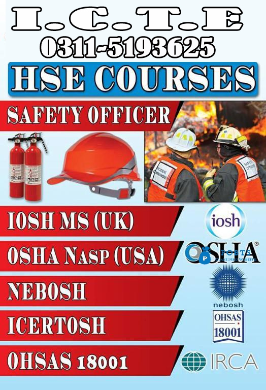 Rigger Level I Course in Islamabad Pakistan