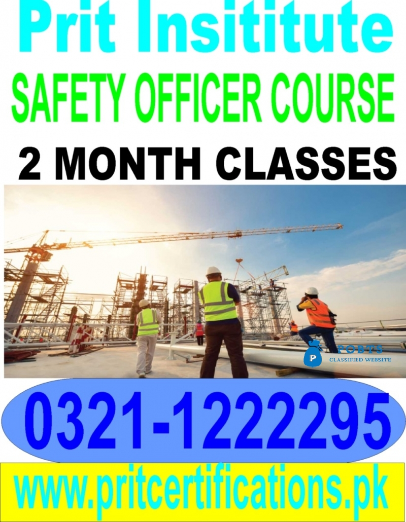 safety officer course in islamabad