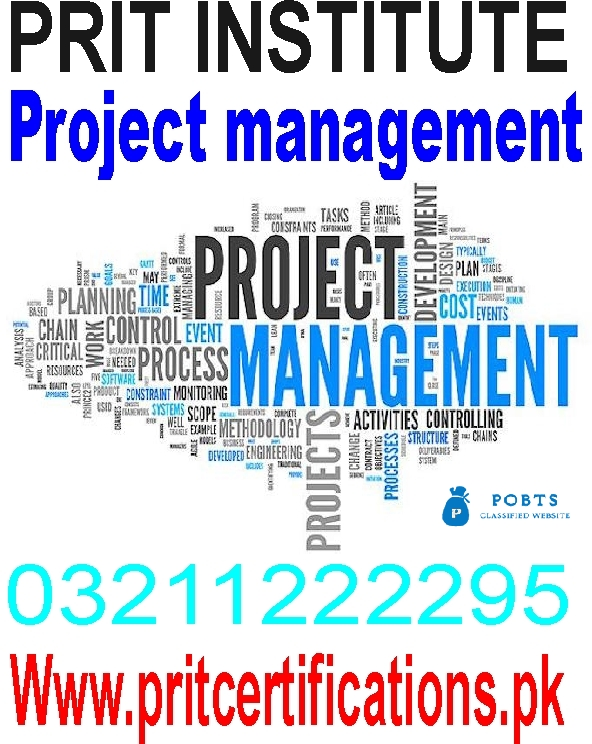Project management diploma course in islamabad