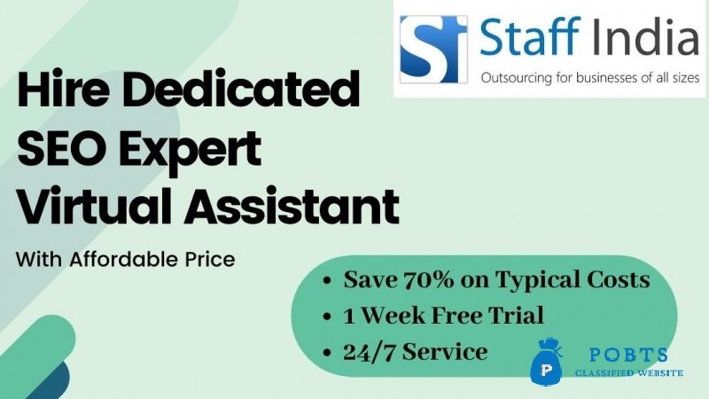 StaffIndia Provides Best SEO Virtual Assistance