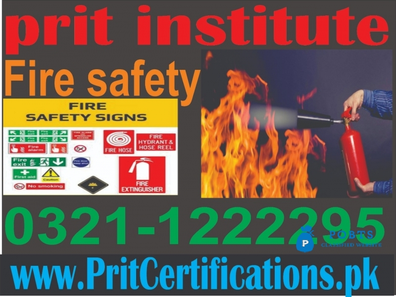 Fire safety course in islamabad