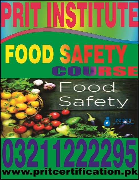 Food Safety Course in Islamabad