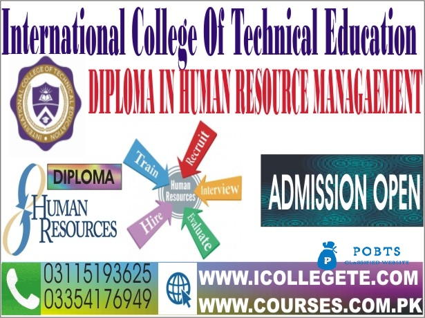 Hotel Management Diploma Course In Pakistan