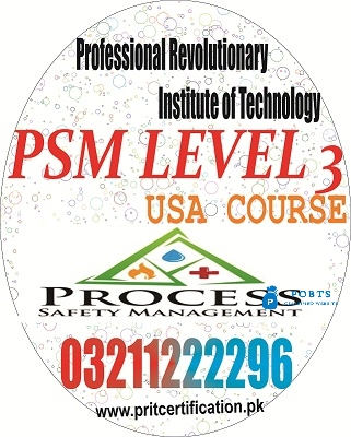 USA PSM LEVEL 3 COURSE IN ISLAMABAD