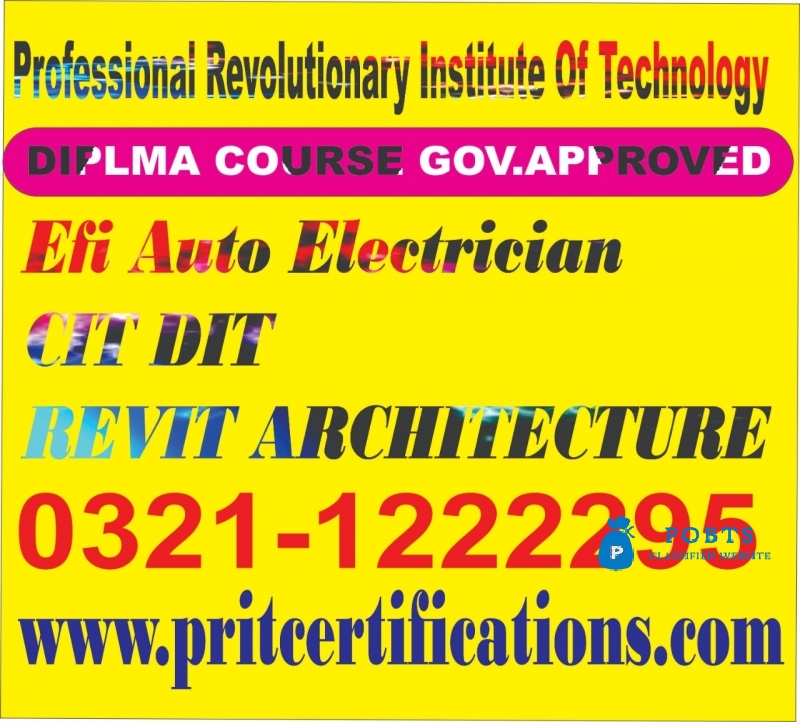 CIT DIT Advance Office Course in islamabad